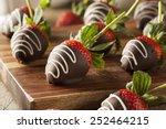 Homemade Chocolate Dipped...