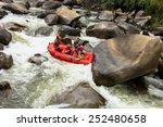 chiang mai  thailand   february ... | Shutterstock . vector #252480658