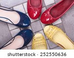 Colorful Shoes Women's Summer...