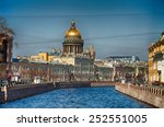 View Of The St. Isaac\'s...
