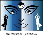 metaphysical vector | Shutterstock .eps vector #2525696