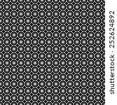 black   white pattern design   Shutterstock . vector #252624892