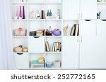 modern design interior of room... | Shutterstock . vector #252772165
