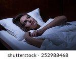 view of woman feeling... | Shutterstock . vector #252988468