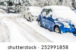 Extreme Snowfall In European...