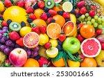 Fresh Mixed Fruits.fruits...