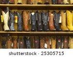 Shelves Full Of New Cowboy...