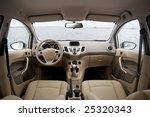 wide view of modern car... | Shutterstock . vector #25320343