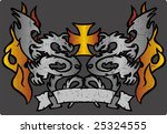fire | Shutterstock .eps vector #25324555