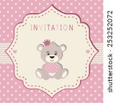 Invitation For A Baby Shower ...
