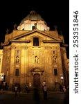 prague  czech republic   june ... | Shutterstock . vector #253351846