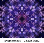 ethnic pattern. abstract... | Shutterstock . vector #253356082