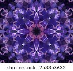 ethnic pattern. abstract... | Shutterstock . vector #253358632
