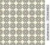 pattern seamless design vector... | Shutterstock .eps vector #253464802