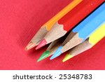 close up picture of sharp... | Shutterstock . vector #25348783