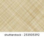 Wattled Texture. Handmade...