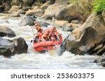 chiang mai  thailand   october... | Shutterstock . vector #253603375