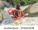 chiang mai  thailand   october... | Shutterstock . vector #253603438