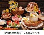 Easter Traditional Polish...