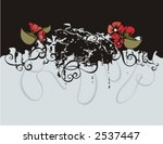 flower backgrounds series.... | Shutterstock .eps vector #2537447