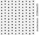 pattern geometric  background... | Shutterstock .eps vector #253866655