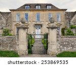 Exterior And Gated Entrance Of...