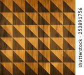 abstract checkered pattern  ... | Shutterstock . vector #253891756