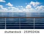 Ocean From Cruise Ship