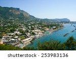 ischia  italy   august  21 ... | Shutterstock . vector #253983136