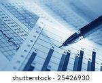 analyzing | Shutterstock . vector #25426930