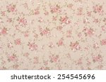 Rose Floral Tapestry Pattern ...
