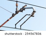 power cables for power drive... | Shutterstock . vector #254567836