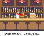 bar restaurant cafe with...