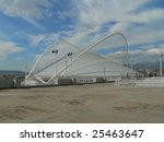 The Olympic Stadium Of Athens...