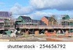 hilperton   feb 21  view of a... | Shutterstock . vector #254656792
