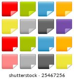 vector modern web icons with... | Shutterstock .eps vector #25467256