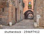 Ferrara  Emilia Romagna  Italy...
