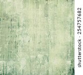grunge retro texture  elegant...   Shutterstock . vector #254757682