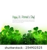 Vector Happy Saint Patrick\'s...