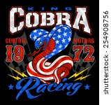 King Cobra Motor Racing Graphic