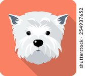 Vector Dog West Highland White...