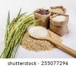 Jasmine Rice  Coarse Rice Brow...