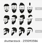 Hairstyles With A Beard In The...
