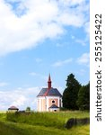 Small photo of church of Saint Ann, Pusta Kamenice, Czech Republic
