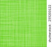 green cloth texture background. ... | Shutterstock .eps vector #255203122