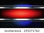 the abstract dark background   Shutterstock .eps vector #255271762