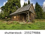 Idyllic Hut In Gorce Mountains...
