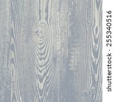 wood texture template in gray... | Shutterstock .eps vector #255340516