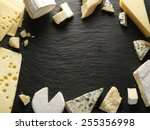 Different Types Of Cheeses...