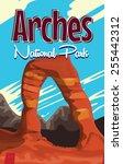 Arches National Park  Utah...